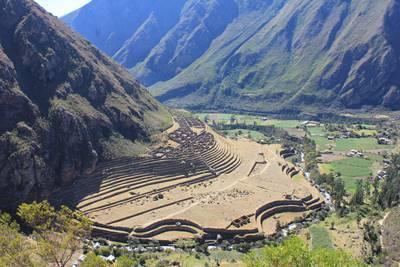 Patallacta - Inca Trail 4 days